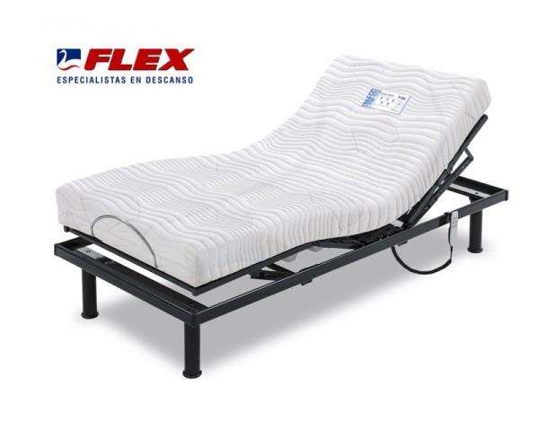 Pack Colchon Flex Teknia Visco+Somiflex A4