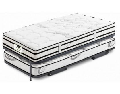 Pack completo de  camas nido-canguro flex + 2 Colchones flex y Almohadas