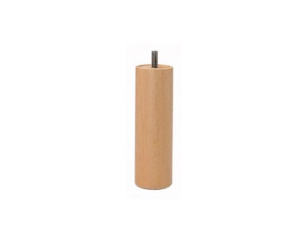 Pata de madera de 18 cm de Haya