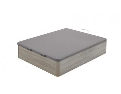 Canapé abatible madera transpirable tapa 3D