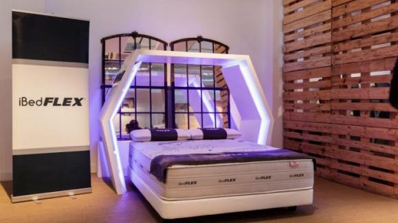 IbedFlex  La cama que se adapta a ti.