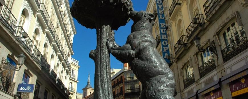 Envio, montaje y recogida productos flex a Madrid  y toda España gratiis